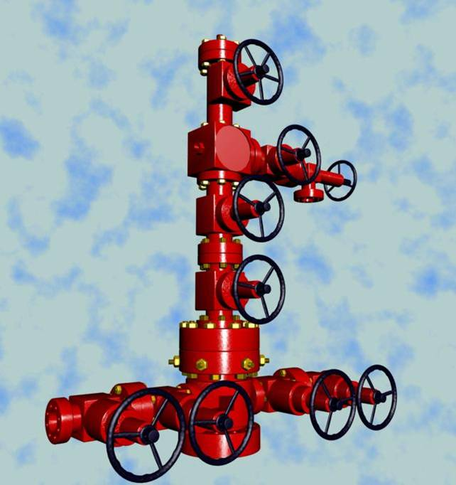 Gas-Well-Head-Equipment-D52000-